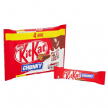 Nestle Kit Kat Chunky  x 4 pack 160g